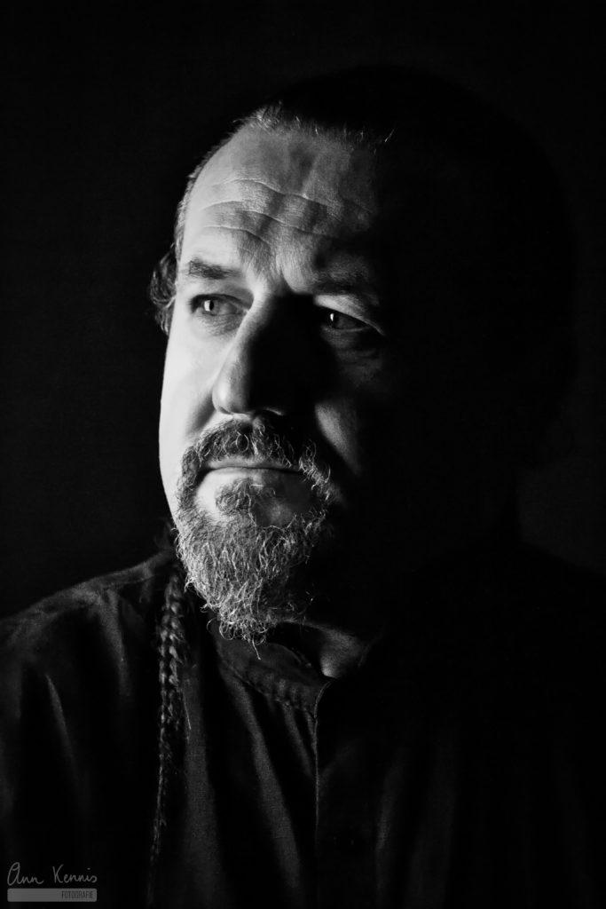 Portretfotografie Philippe door Ann Kennis Fotografie