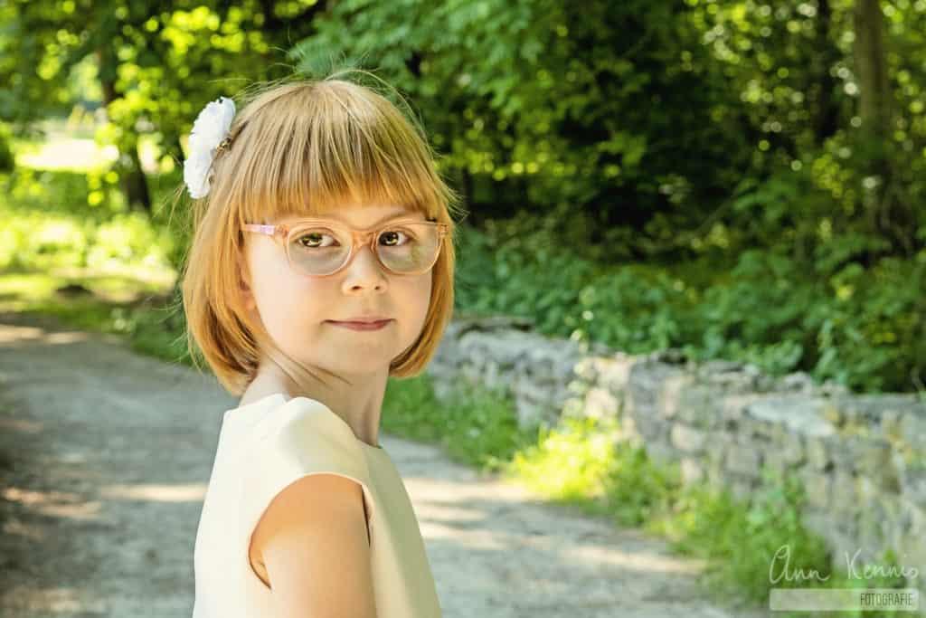 Communiefoto's Lynette door Ann Kennis Communiefotografie
